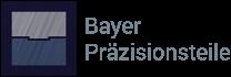 Bayer Präzisionsteile – Auswerferstifte, Flachauswerfer, Sonderteile, Auswerferhülsen uvm. Logo